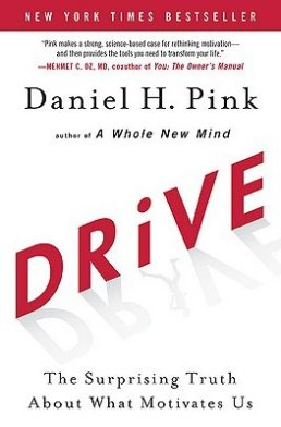 Drive: The Surprising Truth About What Motivates Us by Daniel Pink – Book Summary